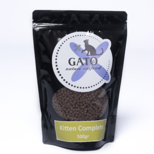 GATO nature catfood Kitten-Complete500g