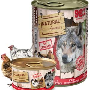 Natural greatness Kip monoproteïne recept