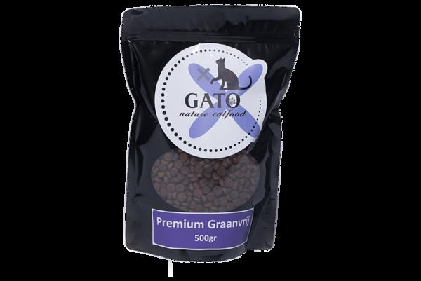 GATO Premium Graanvrij 500gr