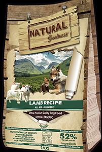 natural greatness lamb reipe