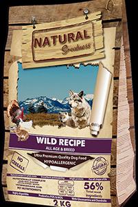 Natural greatness wild recip
